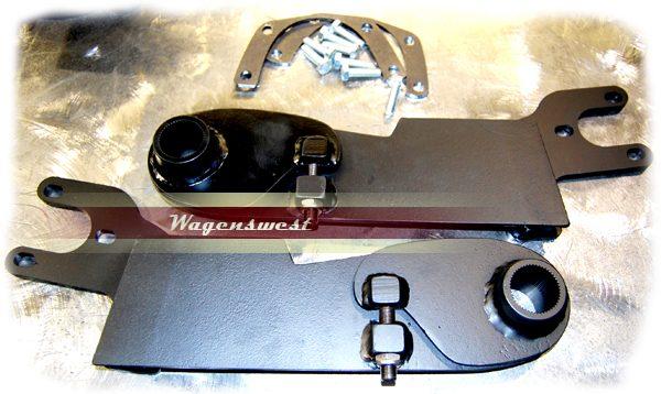 1955-67 adjustable off set spring plates -0