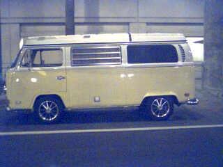 Wagenswest built 1968-70 Volkswagen bus, 2 5