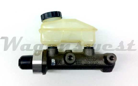 1955-67 Dual circuit bus master cylinder kit -506