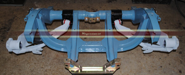 Narrowed IRS air ride trailing arms-492