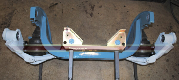 Narrowed IRS air ride trailing arms-493
