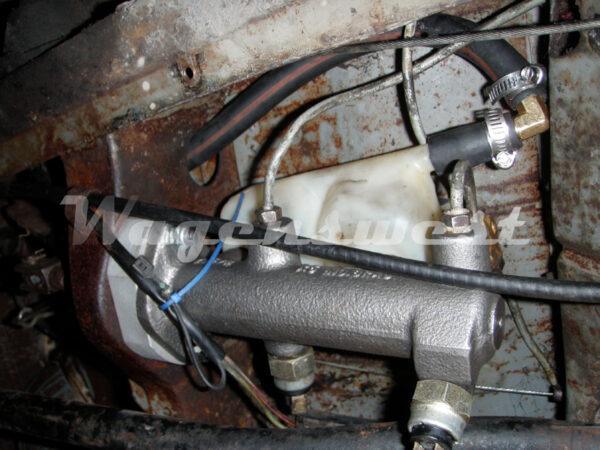 1968-70 disc brake master cylinder conversion kit-552
