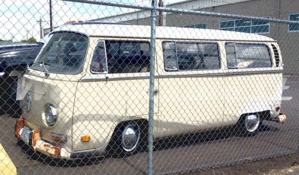 "1968-79 VW bus lowering kit, the ""slam bay special""-554"