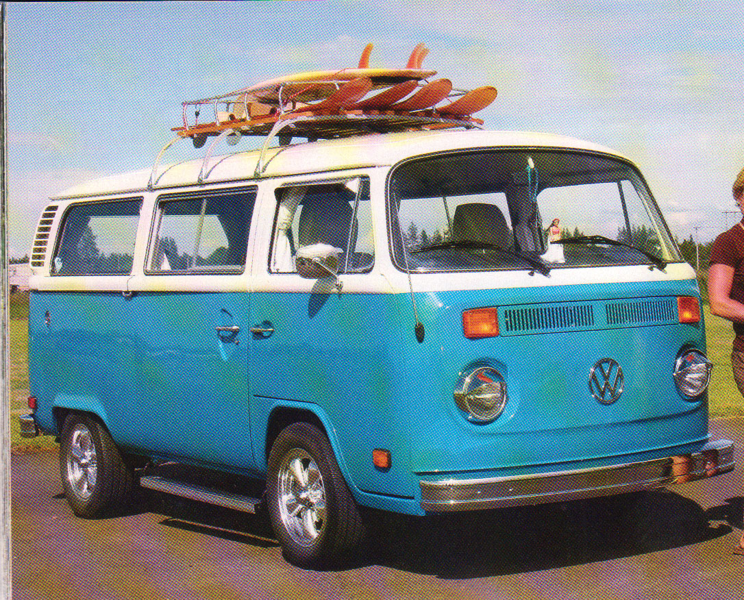 volkswagen bus dropped spindles      usa