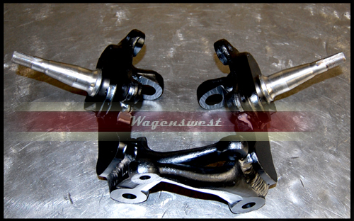 """1971-72 ball joint bus, 2.5"""" inch dropped spindles-653"""